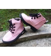 Sepatu Anak Boots Pink