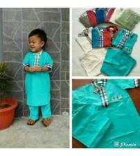 Baju Koko Katun Anak
