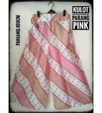 Celana Kulot Parang Pink