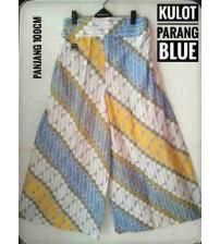 Celana Kulot Parang Biru