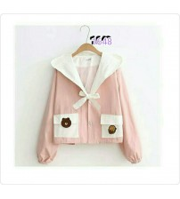 jacket cardigan remaja