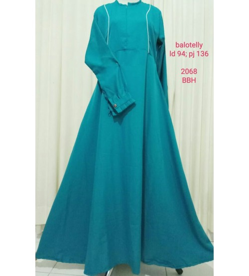 gamis balotelly polos