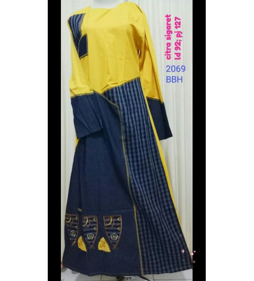 gamis citra sigaret