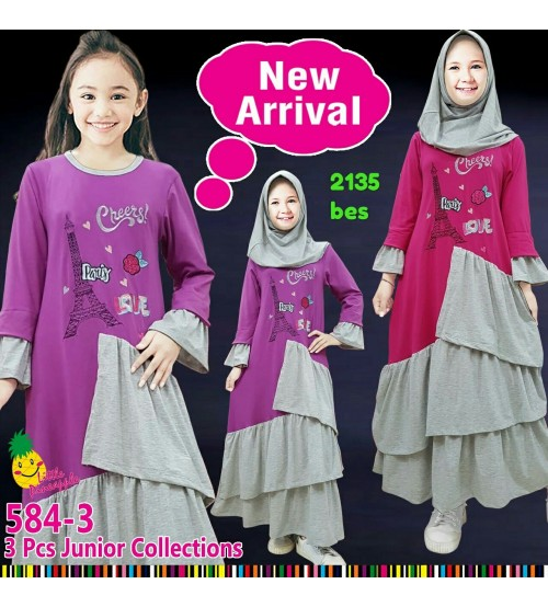 gamis junior collections