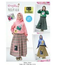 baju muslim alia anak