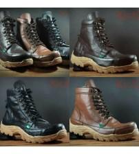 Sepatu  Safety KICKERS