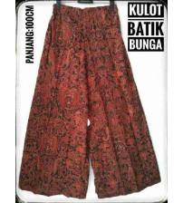 Kulot Batik Bunga